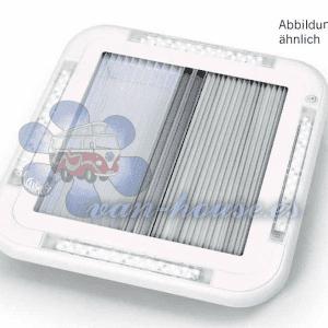 Claraboya 702×502 mm con Ventilación Forzada