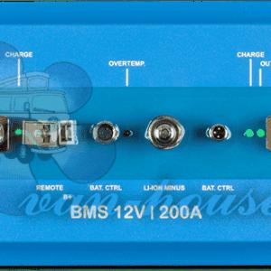 Sistema de Gestión de Baterías BMS 12/200
