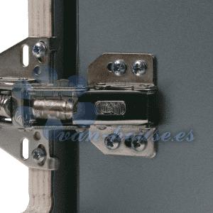 Bisagra de Resorte – 2 piezas