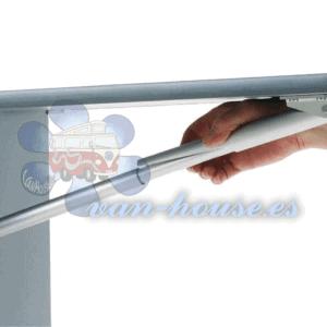 Consola Plegable de Aluminio (Elegir Medida)