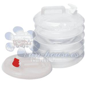 Bidón de Agua Plegable de 15 litros