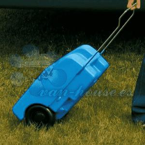 Depósito / Tanque FIAMMA 23 L (Con Tapón y Ruedas)