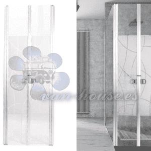 Puerta de Ducha 2 Hojas PMMA – (650x1800mm)