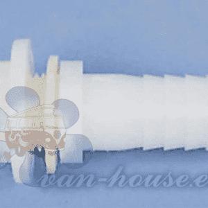 Racor RECTO de Agua 30 mm – CON TUERCA