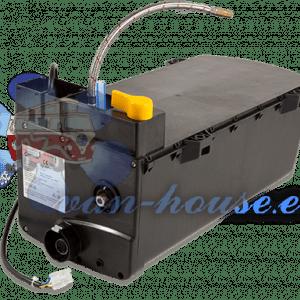 Boiler de Agua 8L (WHALE)(GAS + ELÉCTRICO) Interior