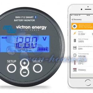 Monitor de Baterías Victron BMV712 Smart