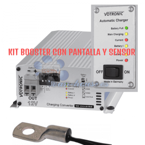 Booster Votronic 25amp y 45amp (ELEGIR DE LISTA)