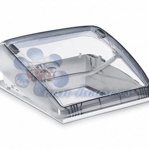 Claraboya Mini Heki Style 40×40 (Sin Ventilación Forzada) con Oscurecedor y Mosquitera