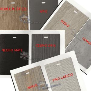 (SOLO RECOGIDA EN TIENDA) Tablero madera de chopo 100% Contrachapado de 15 mm (Aplacado en HPL a 2 caras)