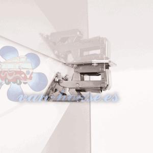 Bisagra Plegable de Sistema de Cierre Suave ( Paquete 1 pieza)