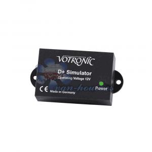 D+ Simulador (Relés,  Alternador…)