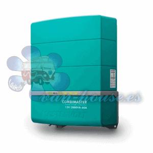 Cargador/Convertidor CombiMaster 12/2000-60 (230 V)