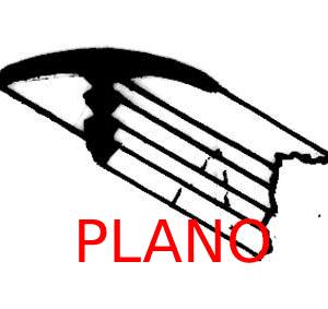 Canto para madera (A METROS) (Elegir Color)