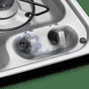 Cocina 2 Fuegos DOMETIC HBG 2335 (460 x 335 mm)