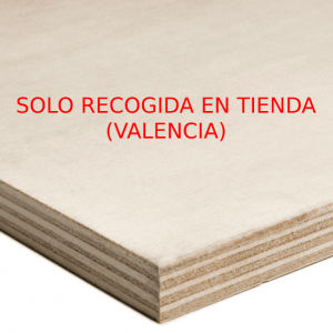 TABLERO CHOPO BB/BB INT. 2500x1220x15 mm. (CRUDO)