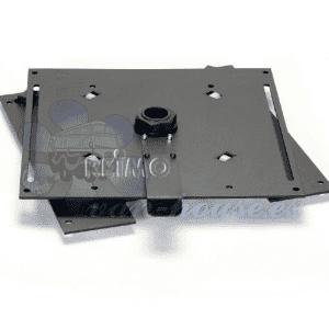 Base Giratoria Plana – VW T5 – T6 (Acompañante/Copiloto) TÜV 8.7.14