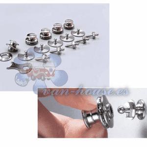 Botones LOXX 5 piezas – Broches de Seguridad