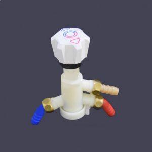 Premezclador Agua Fría y Caliente – Medida 3/8
